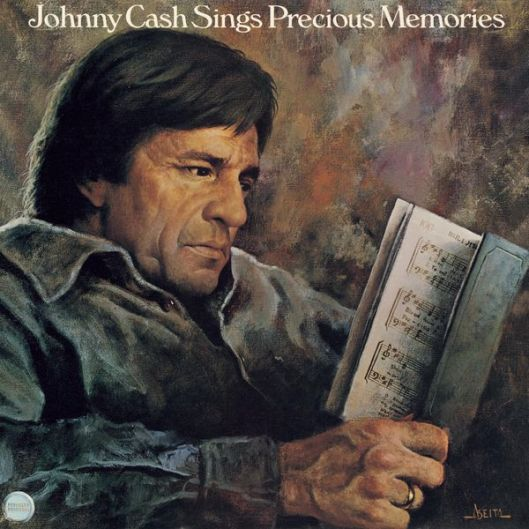 Johnny Cash Sings Precious Memories