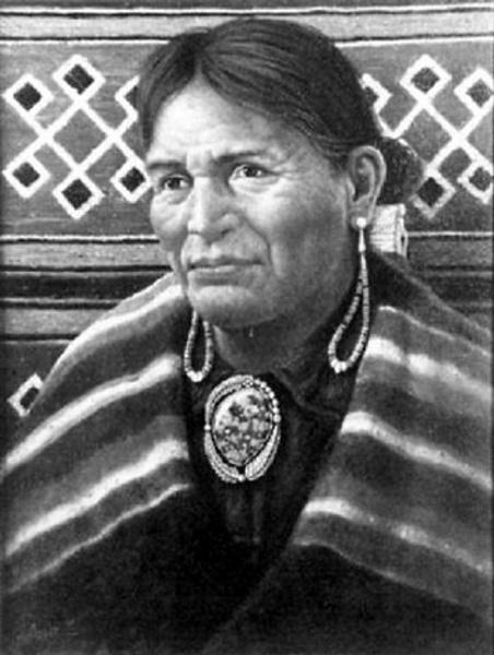 Navajo Matriarch