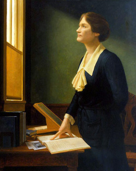 Cecelia Payne Gaposckin, Astronomer For Harvard University