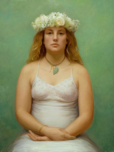 Flora Crowned