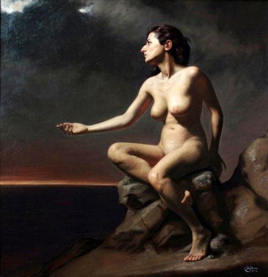 The Gift (Female Figure)