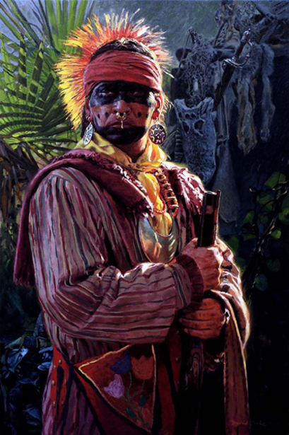 Seminole Warrior