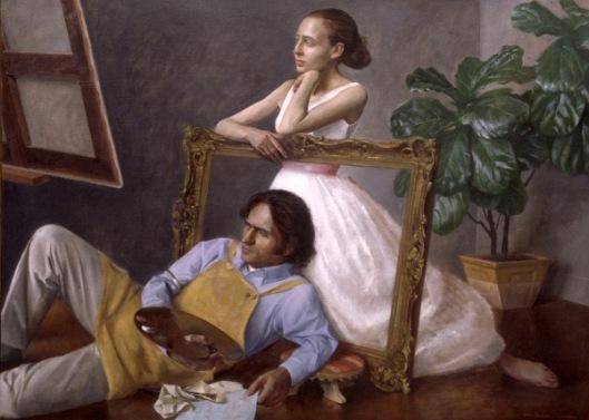 Artist And Model III