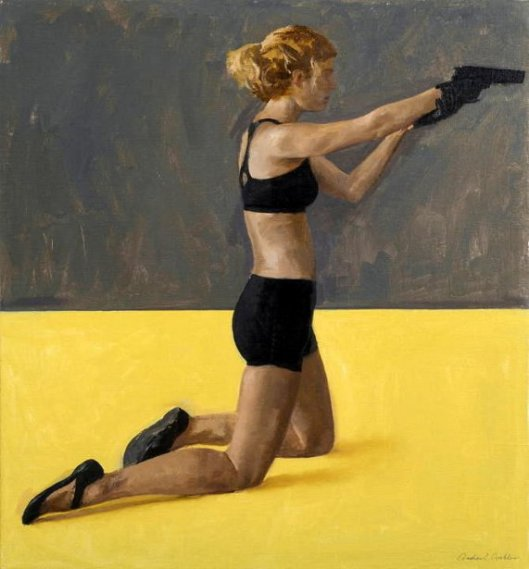 Girl With Gun: Yellow