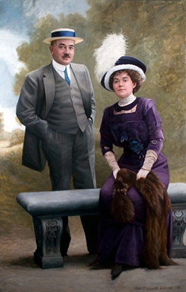 Milton And Catherine Hershey