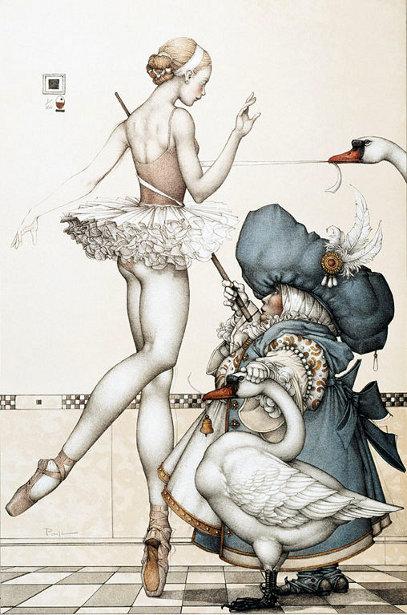 Ballet Mistress