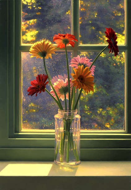 Flowers In Sunlight