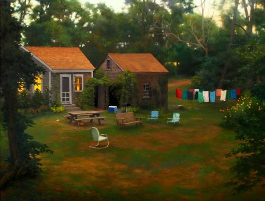 House In Wellfleet