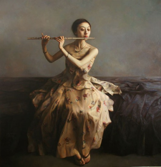 The Flute With A Wonderful Song - Beautiful Melody