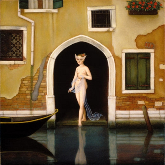 Hermaphrodite In Venice