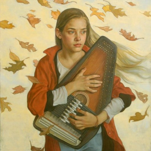 Autoharp (A Whirlwind Of Leaves)