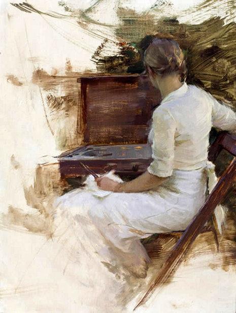 Katie Painting