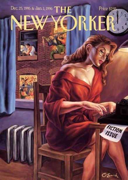 The New Yorker - Fiction Issue