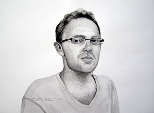 Portrait Of Jeff