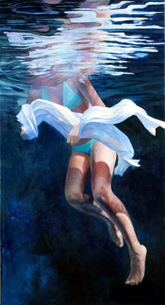 Single Swimmer