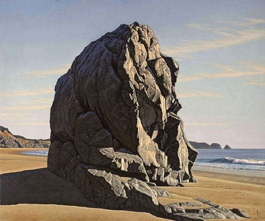 Garrapata Rock
