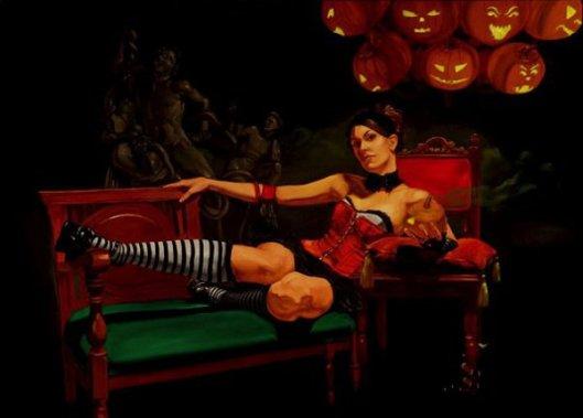 Norman Osborn's Mistress