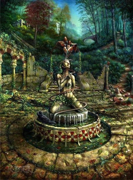 Aehve's Fountain
