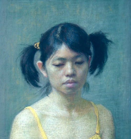 Mei-Chiao (Yellow Blouse)