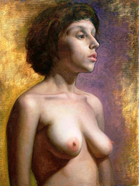 Cecily - Bust Portrait