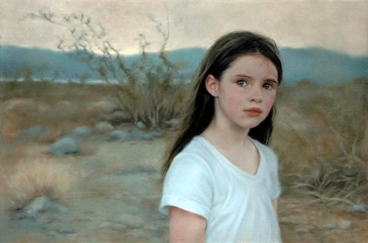 Aine (Artist's Daughter)