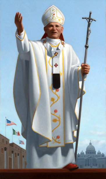 Blessed Pope, John Paul II