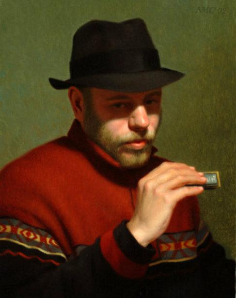 Dan (With Harmonica)