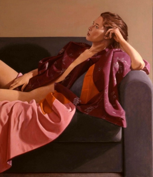 Lynn In Kimono