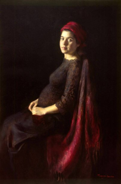 The Pregnant Woman