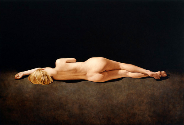 Ann-Sofie Reclining Nude