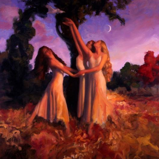 3 Dance An Autumnal Twilight