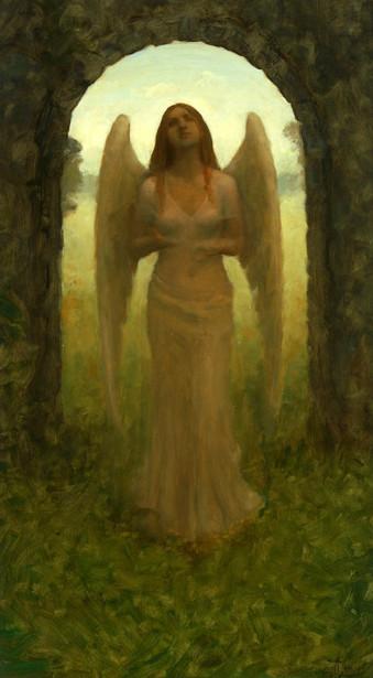 Angelic Contemplation
