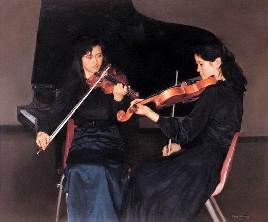 Duet For Violins