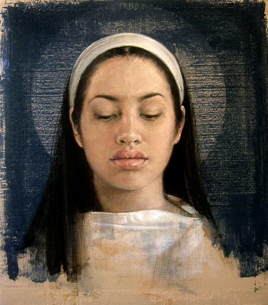 Study For A Virgin