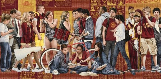The Trojan Family Tapestry