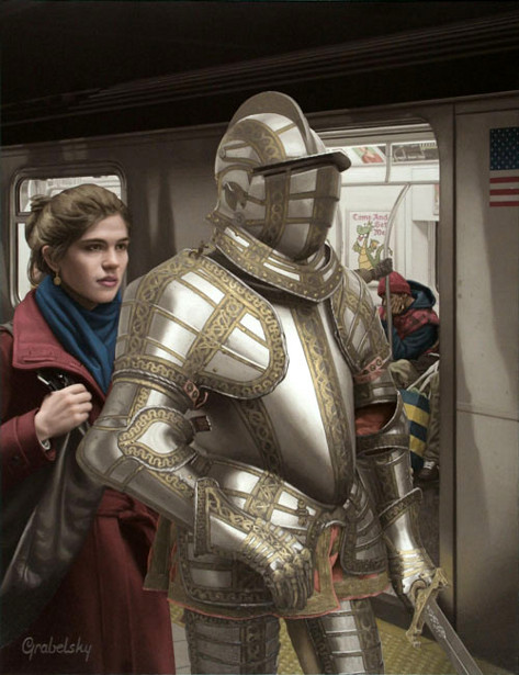 Knight &  The Lady