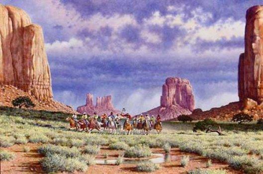 Monument Riders