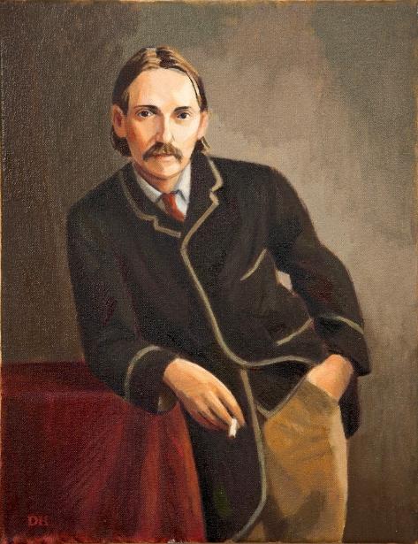 Robert Louis Steveneson