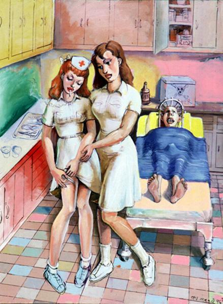 Hospital Honeys