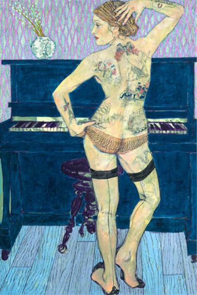 Lydia (The Tattooed Lady)