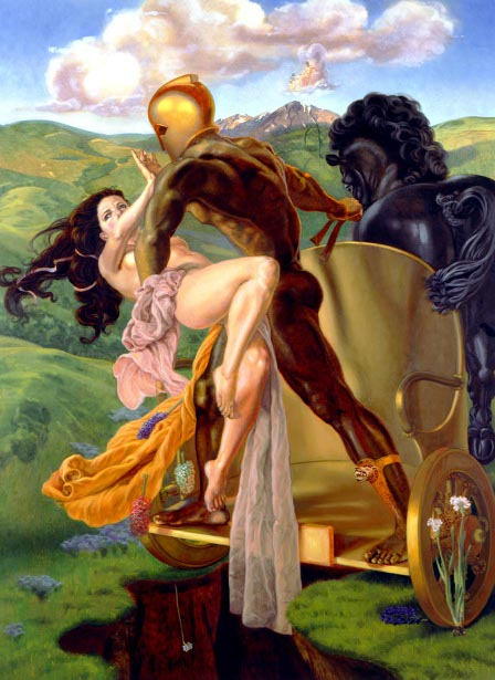 Rape Of Persephone