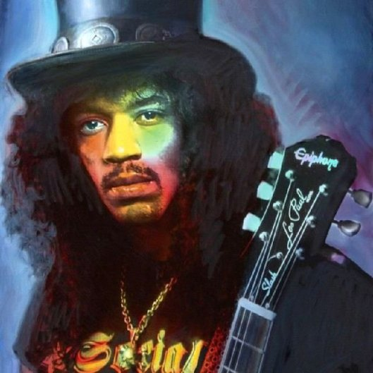 Slash Hendrix