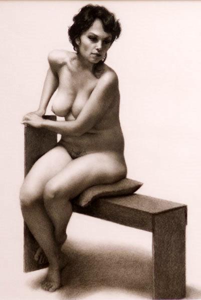 Sylvia Sitting
