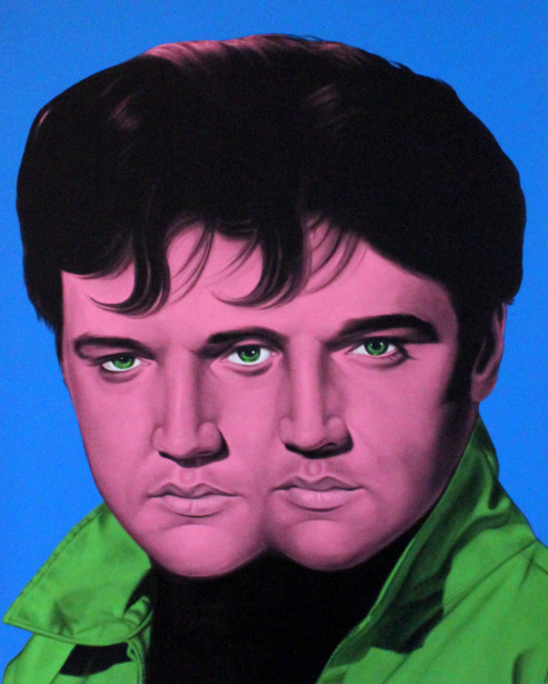 Three Eye Elvis