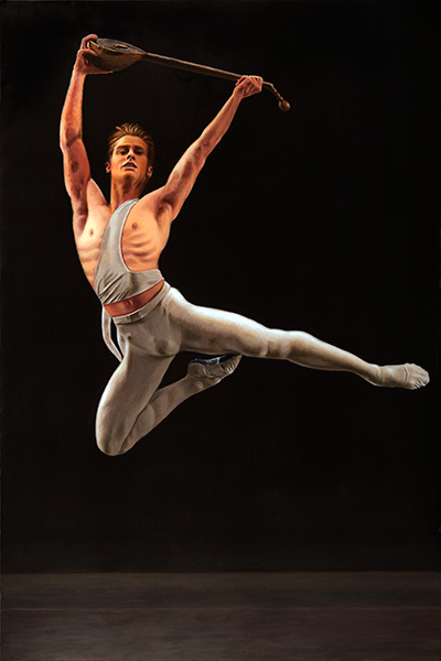 Apollo (as danced by Mr. Chase Finlay, NYC Ballet)