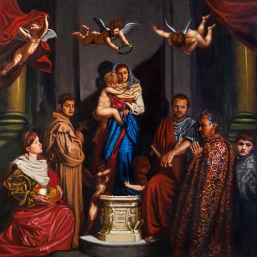 Coronam De Beata Virgine