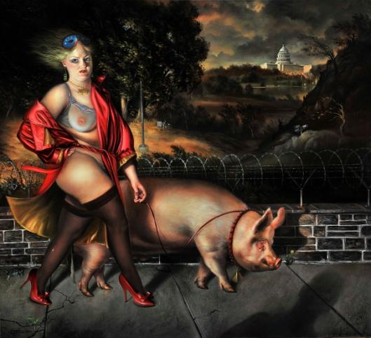 Pig Walker III