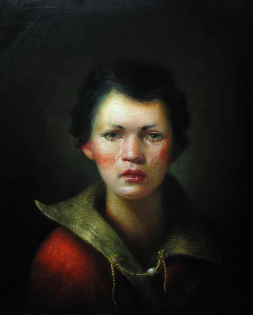 Boy With Pearl