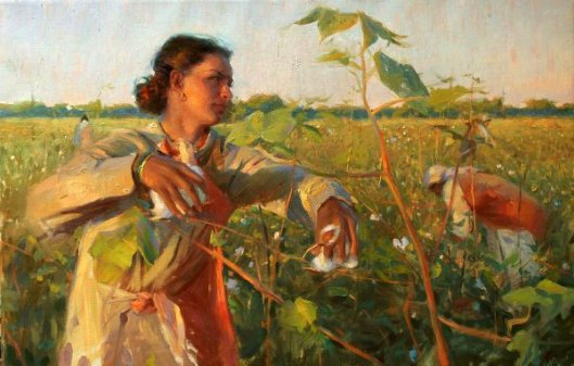Cotton Pickers Of India