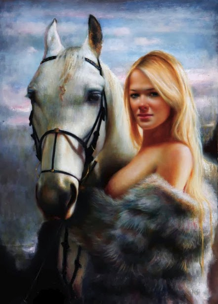 Dehorned, The Unicorn In Captivity